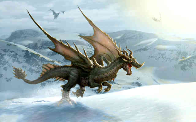 Images of Dragons | #27