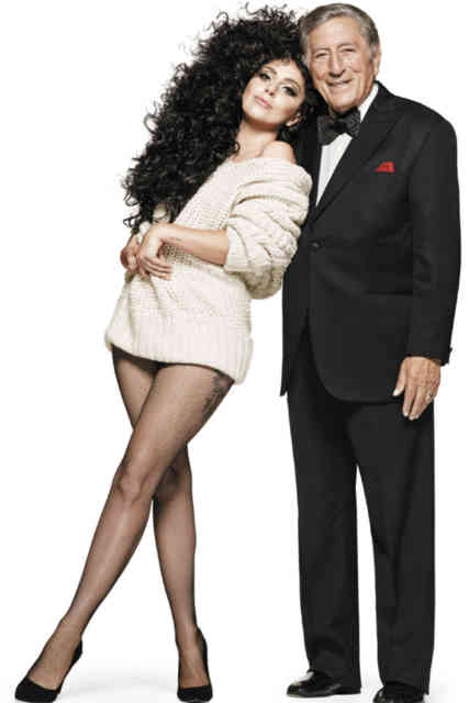 Lady Gaga Tony Bennett | New Lady Gaga Wallpapers | #11