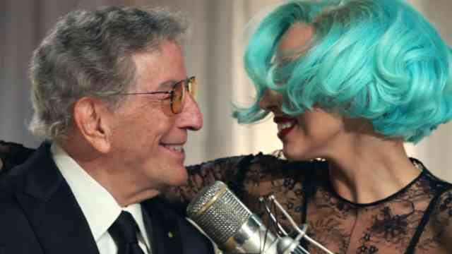 Lady Gaga Tony Bennett | New Lady Gaga Wallpapers | #3