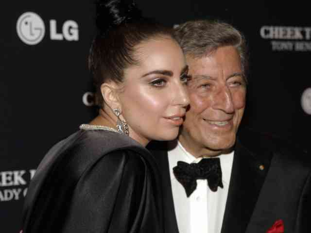Lady Gaga Tony Bennett | New Lady Gaga Wallpapers | #7