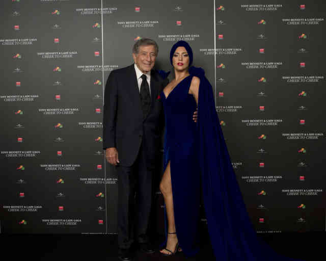 Lady Gaga Tony Bennett | New Lady Gaga Wallpapers | #9
