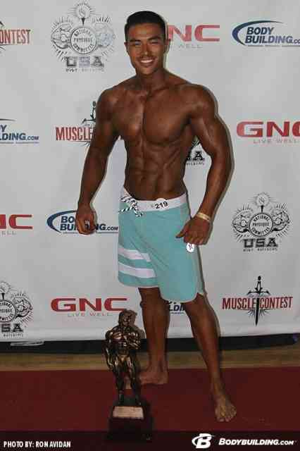 Misc Bodybuilding Winner Competition
