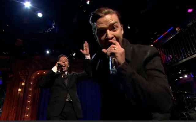 Justin Timberlake and Jimmy Fallon Images | #11
