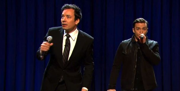 Justin Timberlake and Jimmy Fallon Images | #19