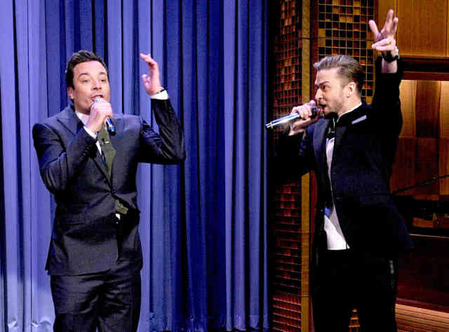 Justin Timberlake and Jimmy Fallon Images | #2
