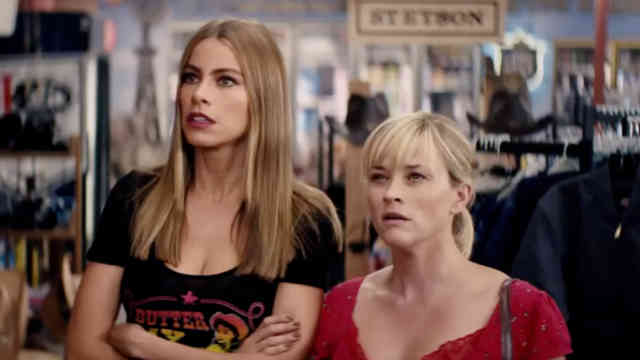 Trailer \'Hot Pursuit\' – The Washington Post