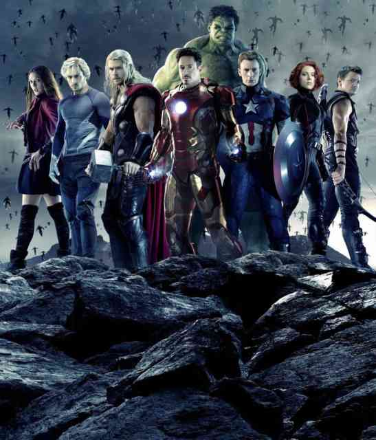 The Avengers Age of Ultron 2015 Wallpapers | Avengers Trailer | Avengers 2 Age of Ultron | #11