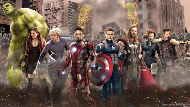 The Avengers Age of Ultron 2015 Wallpapers | Avengers Trailer | Avengers 2 Age of Ultron | #12