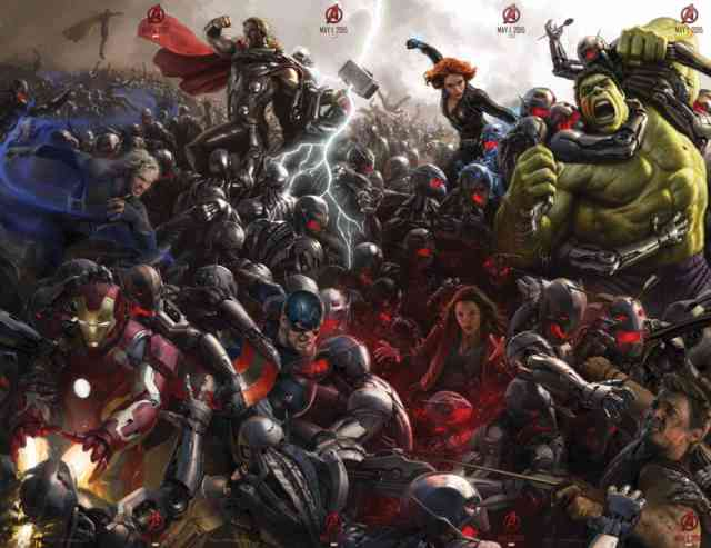 The Avengers Age of Ultron 2015 Wallpapers | Avengers Trailer | Avengers 2 Age of Ultron | #14