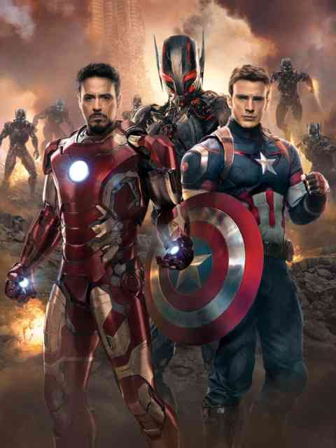 The Avengers Age of Ultron 2015 Wallpapers | Avengers Trailer | Avengers 2 Age of Ultron | #15