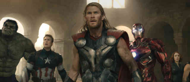 The Avengers Age of Ultron 2015 Wallpapers | Avengers Trailer | Avengers 2 Age of Ultron | #4