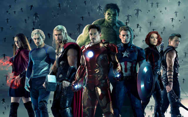 The Avengers Age of Ultron Cast 2015 Images | Avengers Trailer | Avengers 2 Age of Ultron | #1