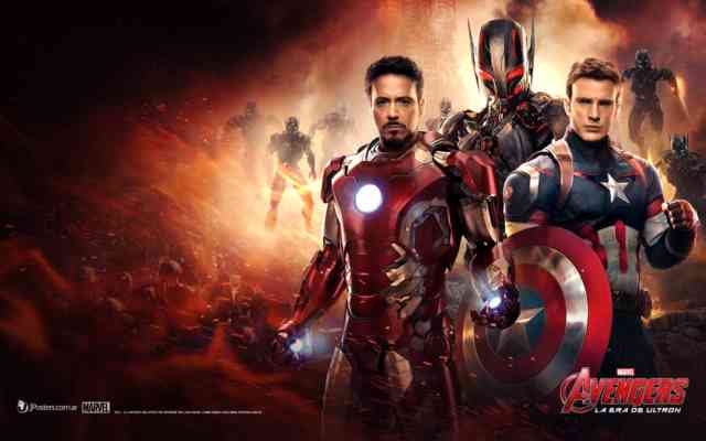 The Avengers Age of Ultron Cast 2015 Images | Avengers Trailer | Avengers 2 Age of Ultron | #14
