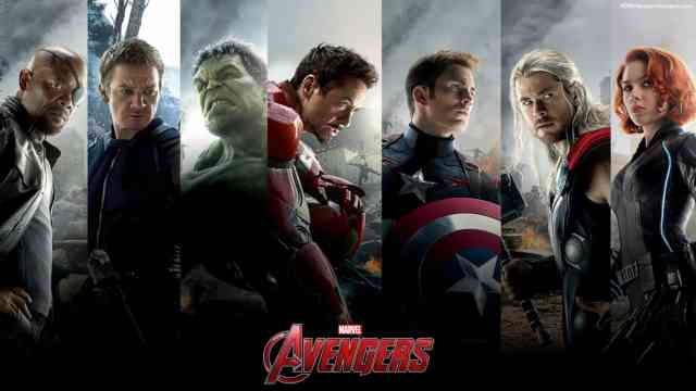 The Avengers Age of Ultron Cast 2015 Images | Avengers Trailer | Avengers 2 Age of Ultron | #15