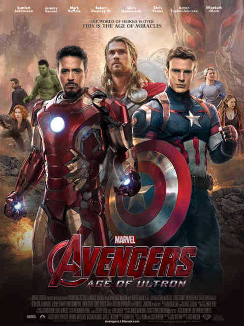 The Avengers Age of Ultron Cast 2015 Images | Avengers Trailer | Avengers 2 Age of Ultron | #18
