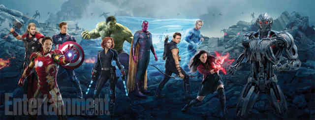 The Avengers Age of Ultron Cast 2015 Images | Avengers Trailer | Avengers 2 Age of Ultron | #5
