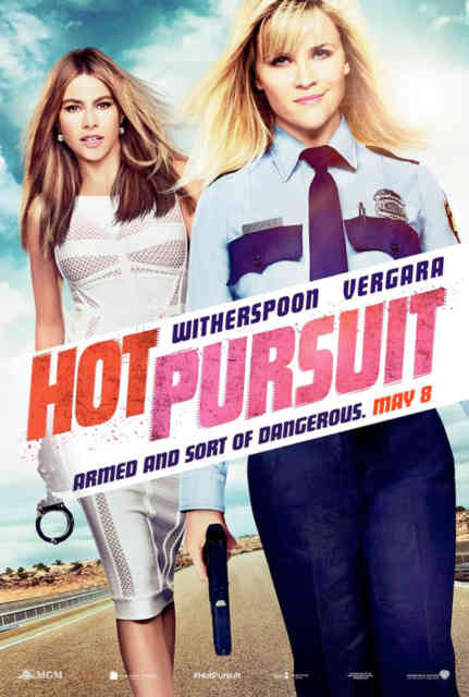 Reese Witherspoon & Sofia Vergara Run in \'Hot Pursuit\' UK Trailer