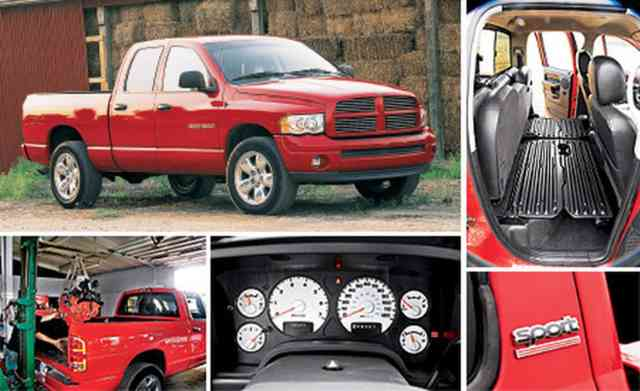 2003 Dodge Ram 1500 Hemi 16 Free Hd Wallpapers