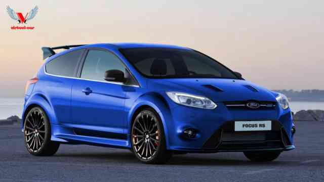2016 Ford Focus RS | Ford Focus 2016 Wallpapers | #1