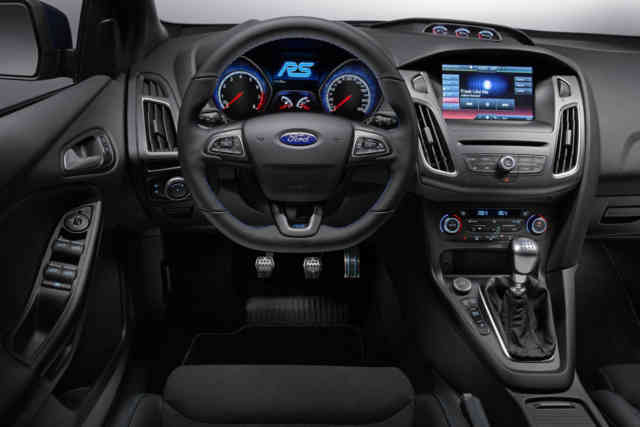 2016 Ford Focus RS   Ford Focus 2016 Wallpapers   #11