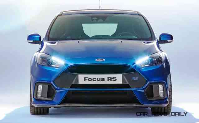 2016 Ford Focus RS | Ford Focus 2016 Wallpapers | #13