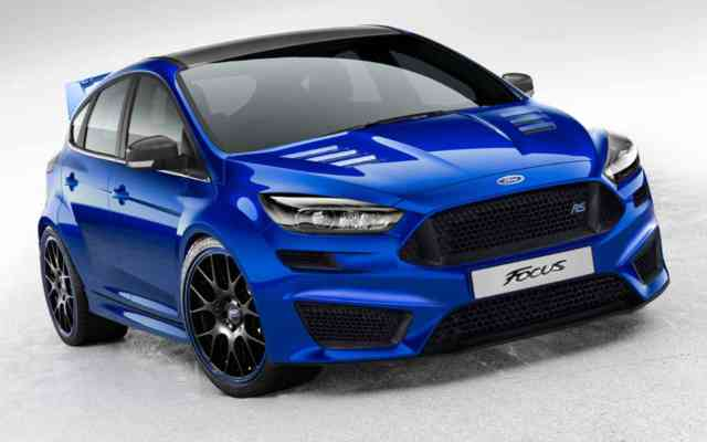 2016 Ford Focus RS   Ford Focus 2016 Wallpapers   #3