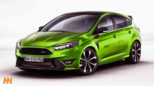 2016 Ford Focus RS | Ford Focus 2016 Wallpapers | #4