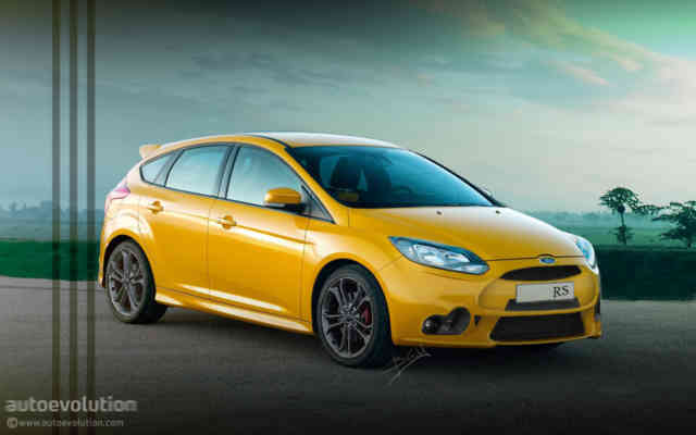 2016 Ford Focus RS | Ford Focus 2016 Wallpapers | #6
