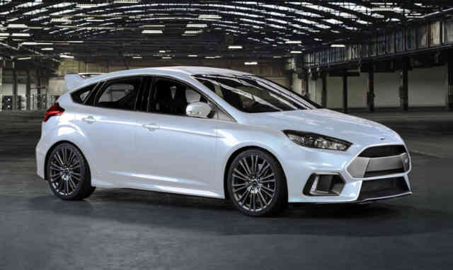 2016 Ford Focus RS | Ford Focus 2016 Wallpapers | #7