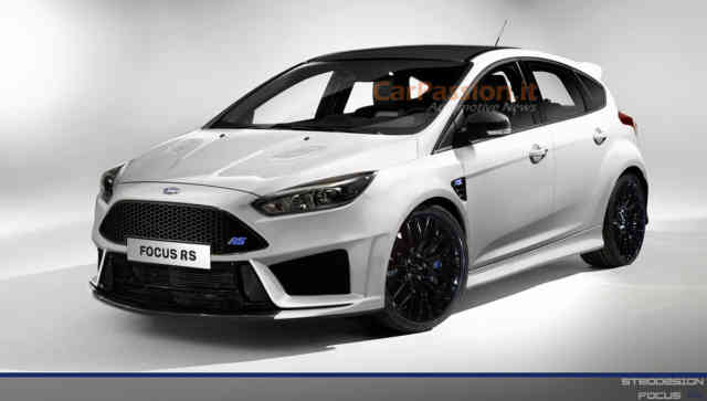 2016 Ford Focus RS Specs Exterior