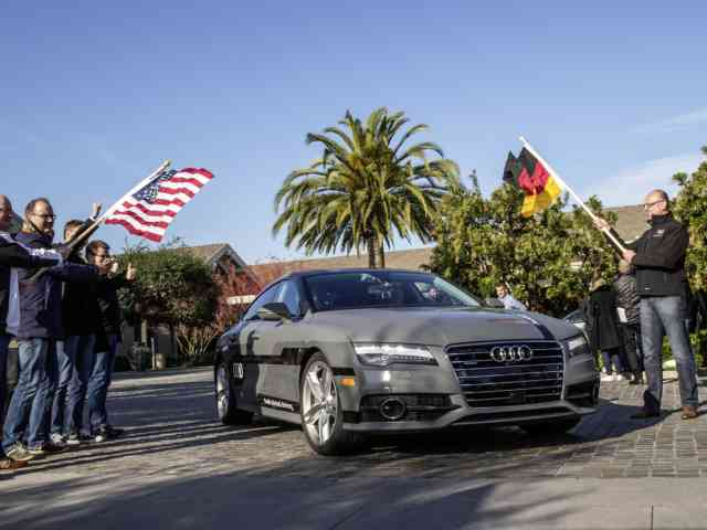 Audi San Francisco | Super Model Audi 2015 |#10