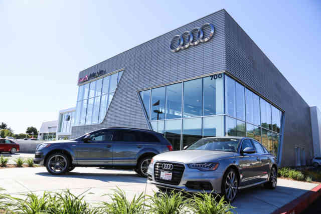 Audi San Francisco | Super Model Audi 2015 |#12