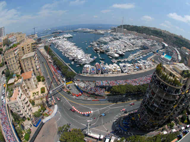 F1 Monaco Grand Prix | Grand Prix of Monaco Wallpapers | #11