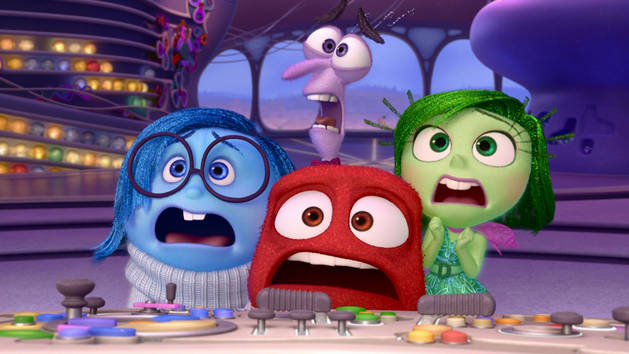 Inside Out Official Trailer | Inside Out series | Inside Out IMDB | Inside Out Pixar | #12