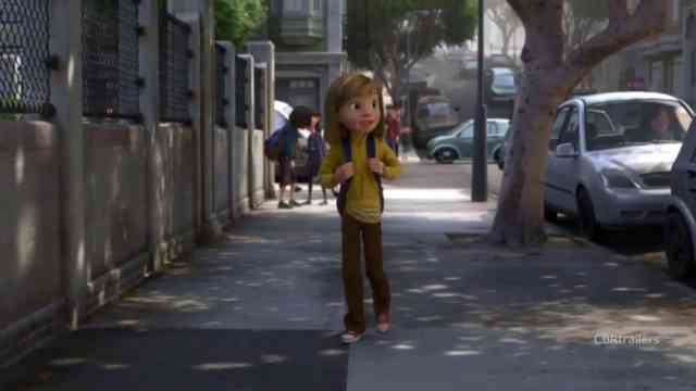 Inside Out Official Trailer   Inside Out series   Inside Out IMDB   Inside Out Pixar   #13
