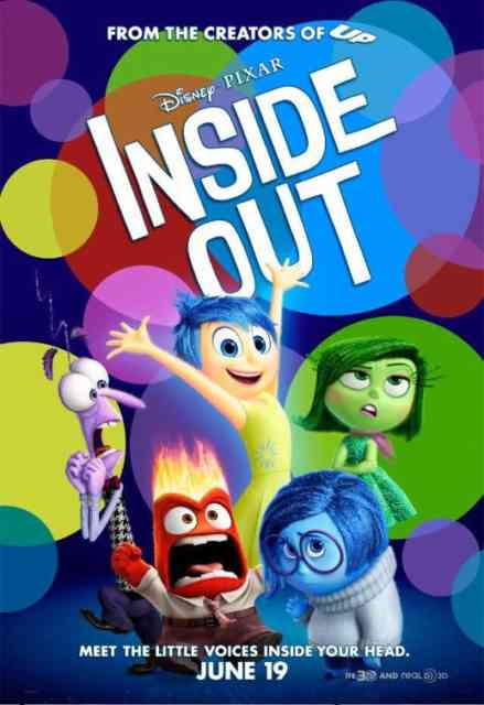 Inside Out Official Trailer | Inside Out series | Inside Out IMDB | Inside Out Pixar | #18