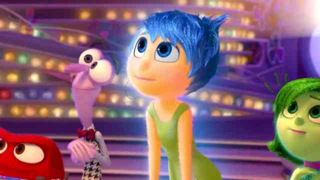 Inside Out Official Trailer | Inside Out series | Inside Out IMDB | Inside Out Pixar | #2