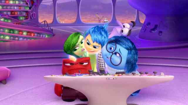 Inside Out Official Trailer | Inside Out series | Inside Out IMDB | Inside Out Pixar | #20