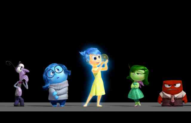 Inside Out Official Trailer | Inside Out series | Inside Out IMDB | Inside Out Pixar | #26