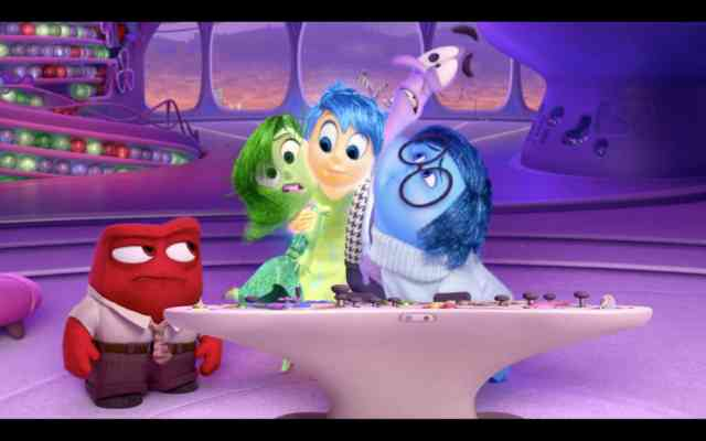 Inside Out Official Trailer | Inside Out series | Inside Out IMDB | Inside Out Pixar | #27