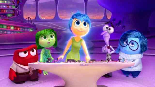Inside Out Official Trailer | Inside Out series | Inside Out IMDB | Inside Out Pixar | #3