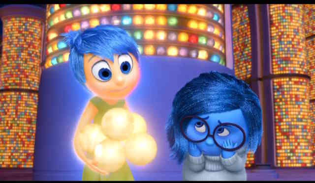 Inside Out Official Trailer | Inside Out series | Inside Out IMDB | Inside Out Pixar | #6