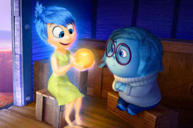 Inside Out Official Trailer | Inside Out series | Inside Out IMDB | Inside Out Pixar | #9