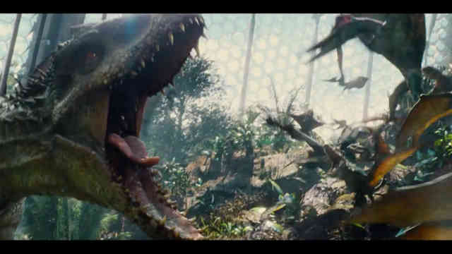 Jurassic World Trailer | HD | Jurassic World Plot | Jurassic World Cast | #10
