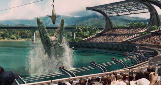 Jurassic World Trailer | HD | Jurassic World Plot | Jurassic World Cast | #16