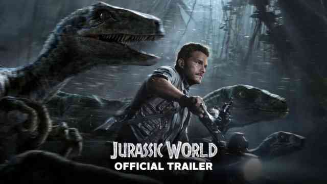 Jurassic World Trailer | HD | Jurassic World Plot | Jurassic World Cast | #3