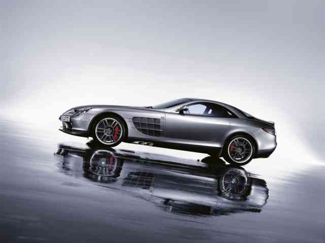 MERCEDES MCLAREN SLR 722 | Mercedes Mclaren Wallpapers