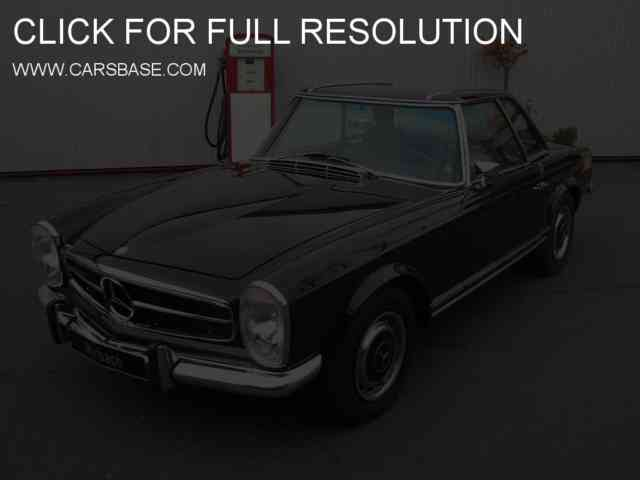 Mercedes-Benz 280 SL Roadster | Old Mercedes 280