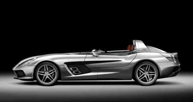 Mercedes-McLaren SLR | MERCEDES MCLAREN Wallpapers | #22