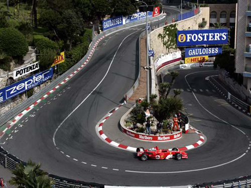 Monaco Grand Prix | Grand Prix of Monaco Wallpapers | #8